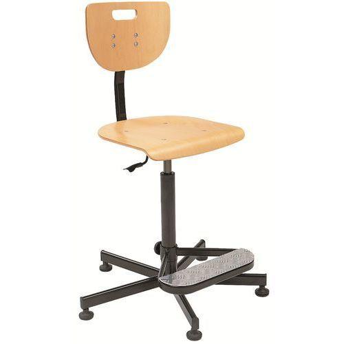 Krzesło specjalistyczne werek steel26 foot base marki Nowy styl