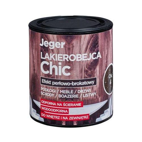 Jeger Lakierobejca chic 0.5 l kolor 4 efekt perłowo-brokatowy (5902166637913)