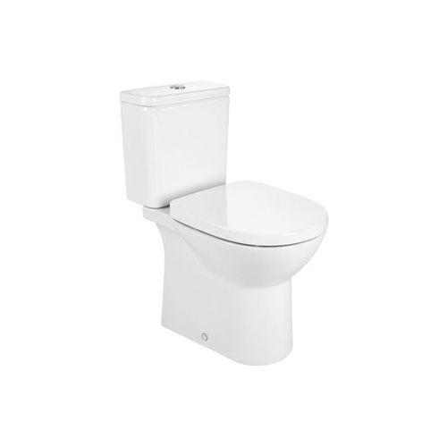 Kompakt WC Roca Debba Round bezkołnierzowy