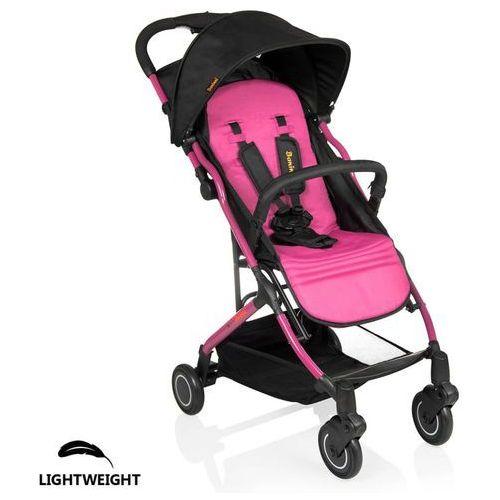 Baninni wózek spacerówka milo, różowy, bnst010-pk