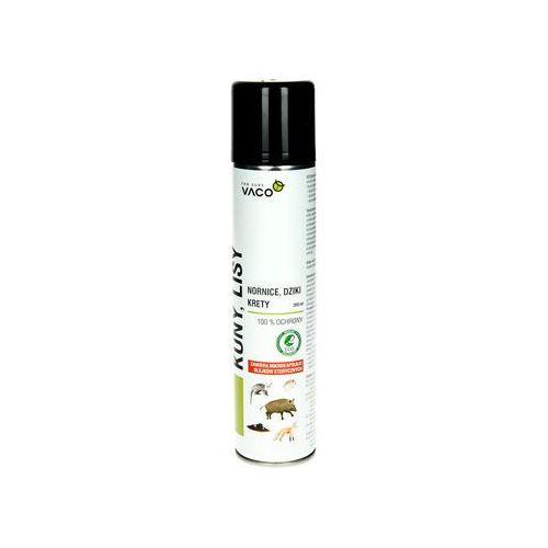Spray na Kuny, lisy, łasice, krety, nornice Vaco 300 ml., Och000127