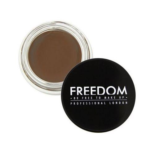 eyebrow pomade pomada do brwi odcień auburn 2,5 g marki Freedom