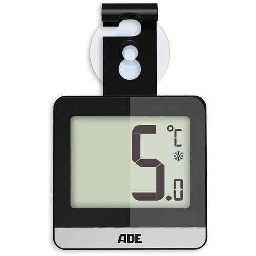 - termometr do lodówki (wymiary: 6 x 10 x 1,5 cm) marki Ade