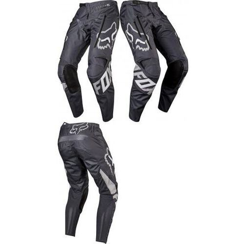 Spodnie crossowe fox legion lt offroad charcoal marki Fox_sale
