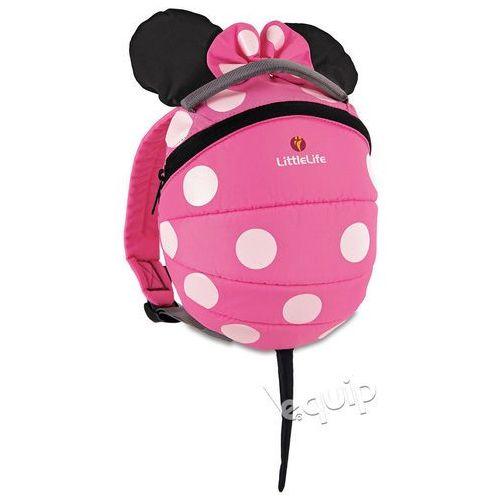 Plecaczek LittleLife Disney Myszka Minnie - Pink, kolor różowy