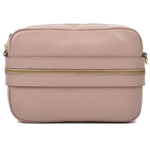 RobertaM torebka crossbody jasnoróżowy, kolor różowy