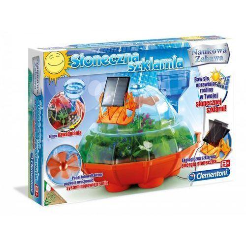 Clementoni Gra słoneczna szklarnia + darmowy transport!