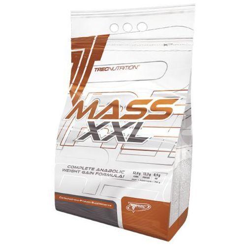 mass xxl - 4800g - dark chocolate marki Trec