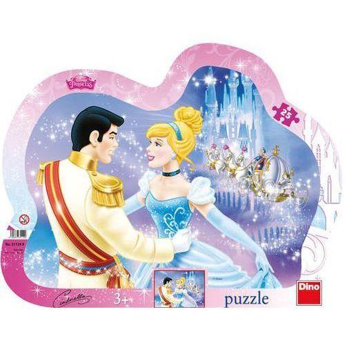 2-311299 Puzzle Zakochany Kopciuszek - PUZZLE DLA DZIECI
