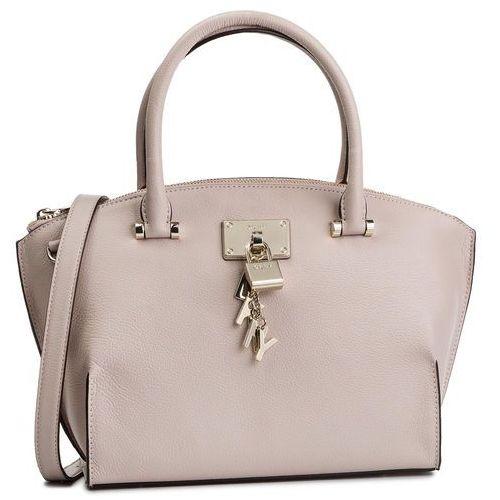 3d5501b98cce7 Torebka DKNY - Elissa-Tz Satchel-Pe R91DHA50 Iconic Blush 3IB, kolor różowy