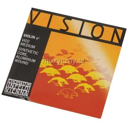 Thomastik Vision VI02 struna skrzypcowa A 4/4