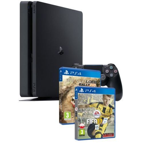 Konsola Sony PlayStation 4 Slim 1TB - OKAZJE