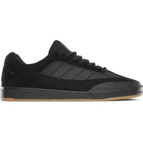 buty ÉS - Slb '97 Black/Black/Gum (544) rozmiar: 44, kolor czarny