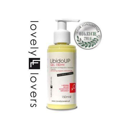 Lovely lovers Libidoup gel, poczuj prawdziwy orgazm