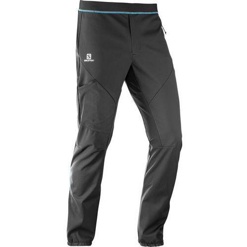 Salomon X Alp Speed Spodnie długie Mężczyźni czarny XL 2017 Spodnie Softshell (0889645392011)