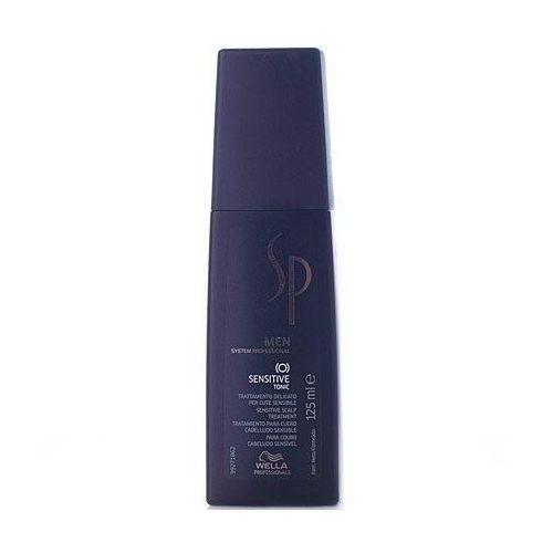 Wella SP Men Sensitive Tonic, kojąca kuracja do wrażliwej skóry głowy dla panów, 125 ml