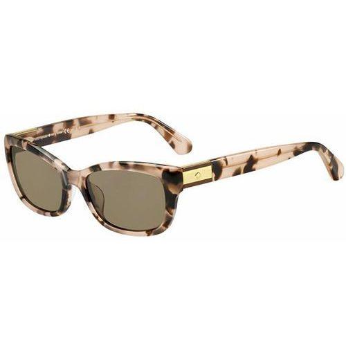 Okulary słoneczne marilee/p/s polarized 0ht8/sp marki Kate spade