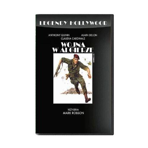 Wojna w Algierze (DVD) - Mark Robson. DARMOWA DOSTAWA DO KIOSKU RUCHU OD 24,99ZŁ