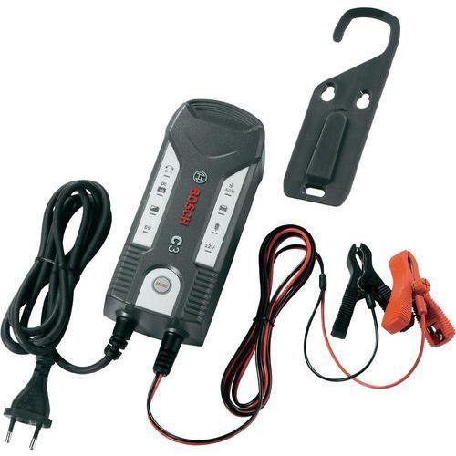 Prostownik automatyczny Bosch C3 0189999030, 0,8 lub 3,8 A,6/12 V, 6 V: 1,2 do 14 Ah - produkt z kategorii- Prostowniki
