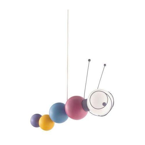 Philips 40093/55/16 - Lampa wisząca dziecięca MYKIDSROOM RUBY 1xE27/20W/230V, 400935510 ou 400935516