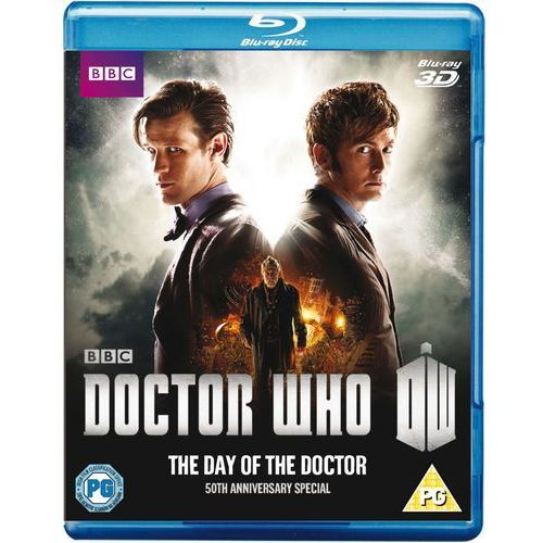 Doctor Who: The Day of the Doctor - 50th Anniversary Edition z kategorii Pozostałe filmy