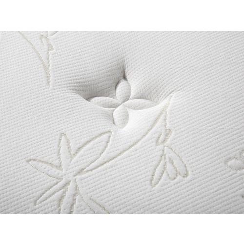Materac kieszeniowy 180x200 cm - Memory Foam - Multipocket - LUXUS