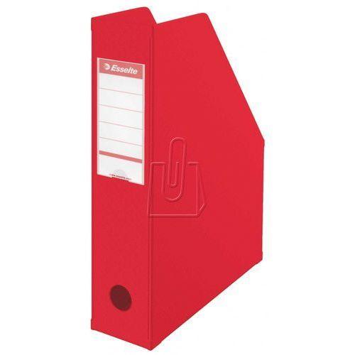 Pojemnik PCV składany Esselte Vivida 56003 czerwony, 56003