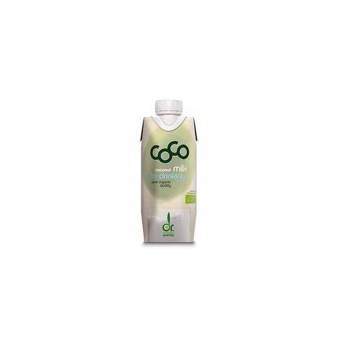MLEKO KOKOSOWE DO PICIA BIO 330 ml - COCO (DR MARTINS), 42201816