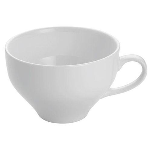 Filiżanka do cappuccino 200 ml, kremowa | , amico cafe marki Ariane