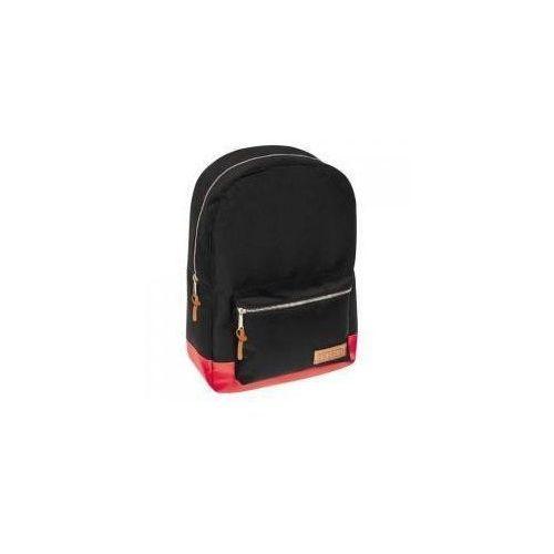 Plecak STK BV3 Black & Red, kolor czerwony