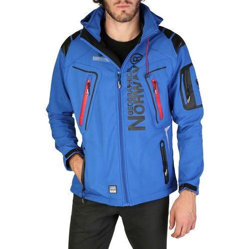 Kurtka męska GEOGRAPHICAL NORWAY - Techno_man-24, kolor niebieski