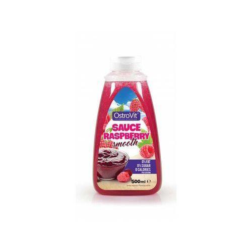 Ostrovit Zero calories sauce raspberry 500 ml (5902232613650)