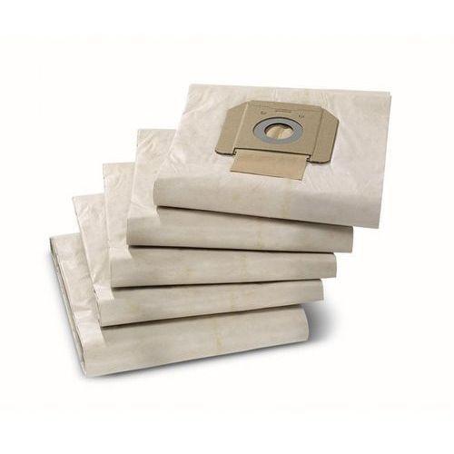Kärcher Papierowy worek filtrujący, do modeli nt 65/2 eco, nt 65/2 eco me, nt 48/1, nt 7
