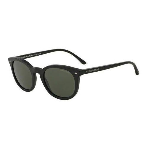 Giorgio armani Okulary słoneczne ar8060f asian fit 5042r5