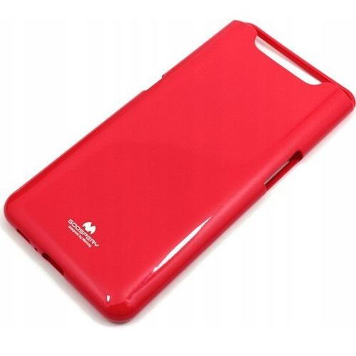 Etui MERCURY Jelly do Samsung Galaxy A80 Różowy