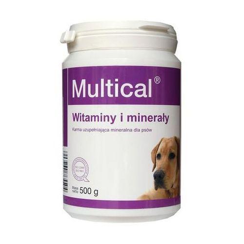 Dolfos multical - preparat mineralno - witaminowy dla psów (proszek) - torebka 1kg