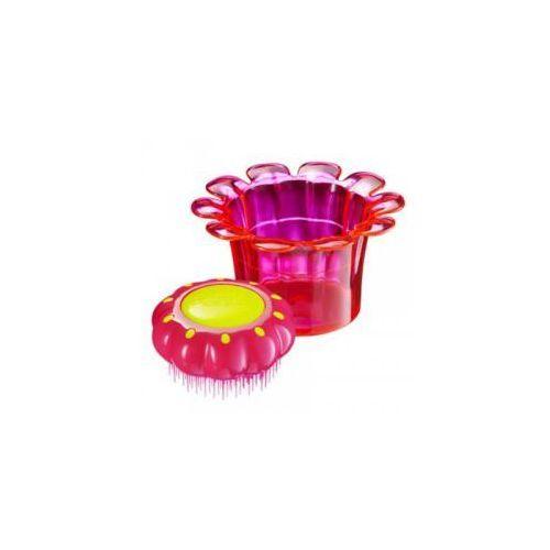 Tangle teezer flower pot, szczotka do rozczesywania dla dzieci (3474630315518)