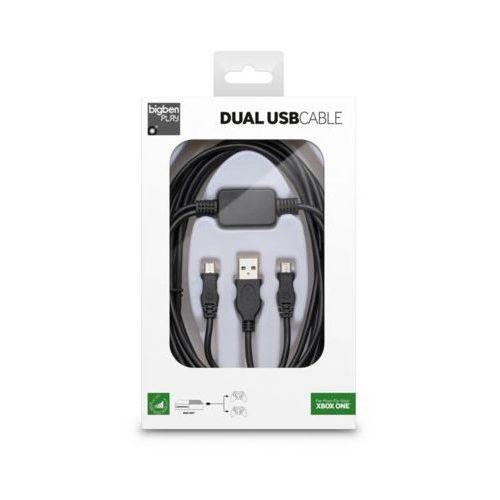 Przewód Y USB-2xmicroUSB Xbox One ()