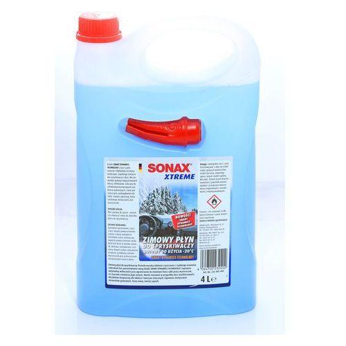 Zimowy płyn do spryskiwaczy (-20°C) SONAX Xtreme 4 litry