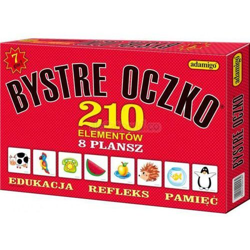 Bystre oczko - zestaw edukacyjny marki Adamigo