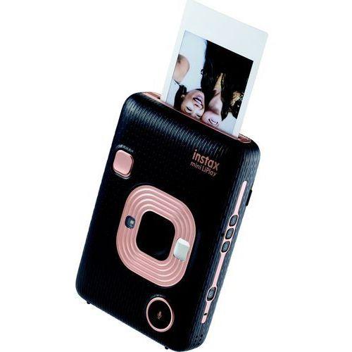 Fujifilm instax mini liplay (czarny) (4547410413229)