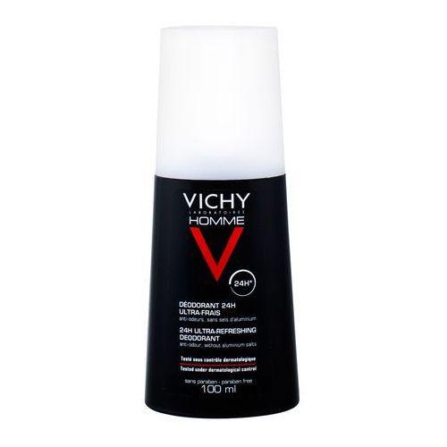 Vichy Homme Ultra Frais Deodorant 100ml M Deodorant