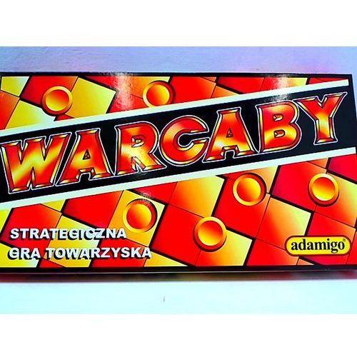 Adamigo Warcaby gra (5902410001187)