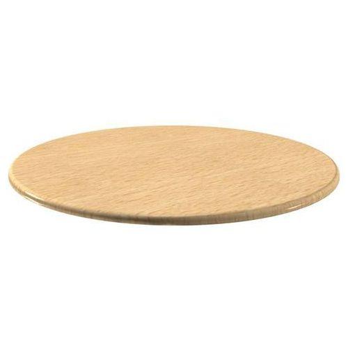 Nowy styl Blat stołu topalit średnica 800 mm