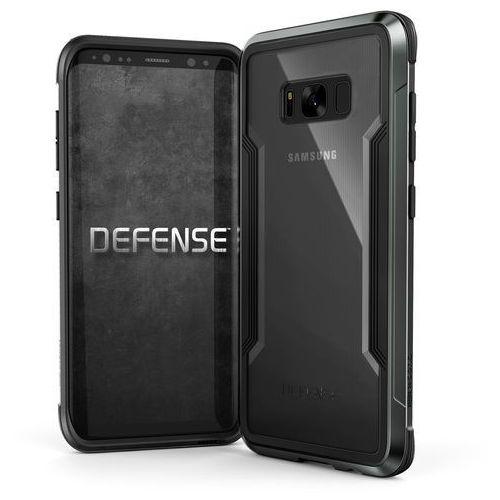 X-Doria Defense Shield - Etui aluminiowe Samsung Galaxy S8 (Black), kolor czarny