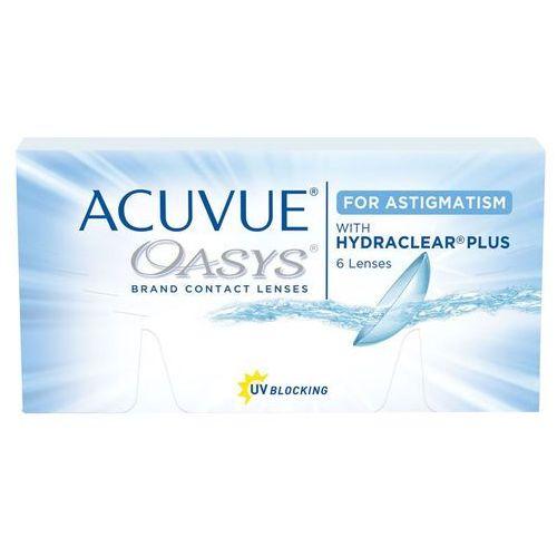 OKAZJA - Johnson & johnson Wyprzedaż - acuvue oasys for astigmatism 6 szt.