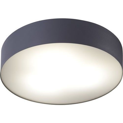 Nowodvorski Plafon arena sensor 8833 lampa oprawa sufitowa 3x20w e14 grafitowa ip44