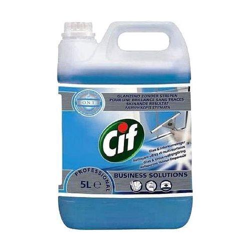 Środek czyszczący window & multisurface cleaner 5l marki Cif