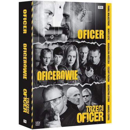 Oficer + Oficerowie + Trzeci Oficer (12 DVD) (5902600069478)