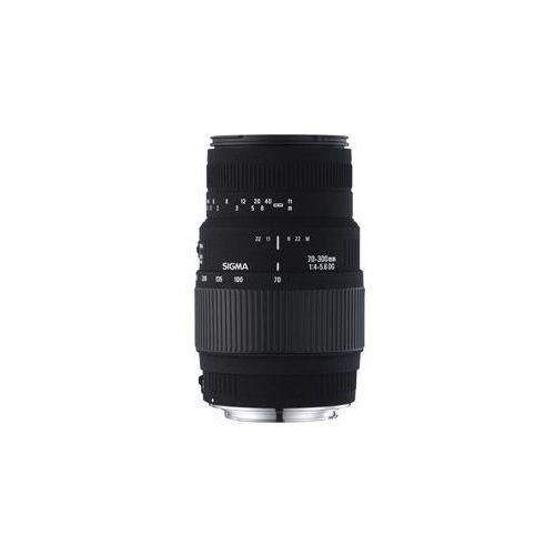Obiektyw SIGMA 70-300mm f/4-5.6 DG Macro Canon + DARMOWY TRANSPORT!